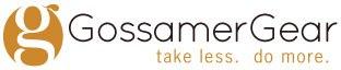 Photo of Gossamer Gear Logo, Take less. Do more.