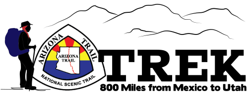 Arizona Trail Trek Logo