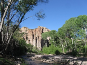 edward abbey aravaipa canyon essay