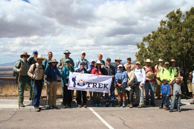Arizona Trail Trek Start