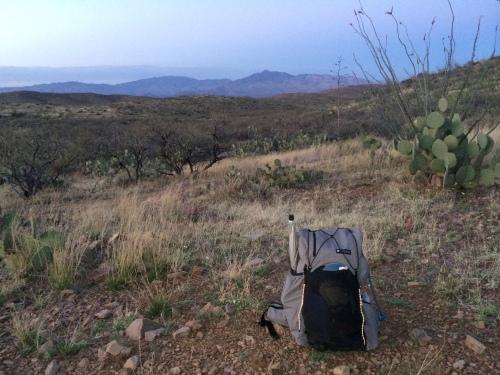 My Gossamer Gear Mariposa pack rocks!!