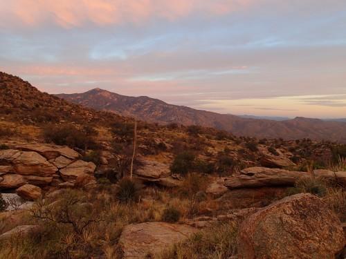 Rincons Sunset