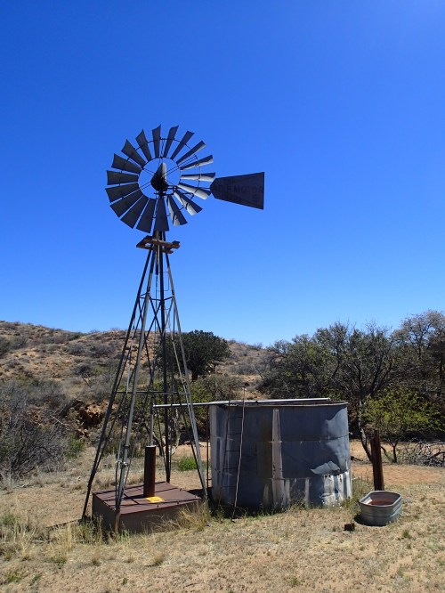Kannally Ranch Windmill (dry), Oracle State Park