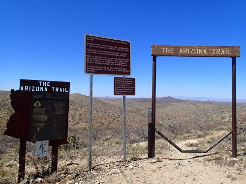 Tiger Mine Trailhead