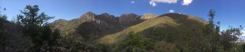 Four Peaks Panorama