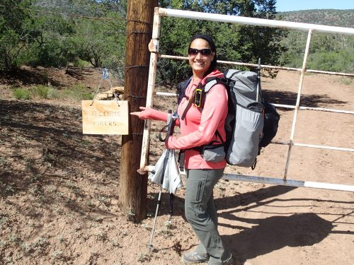 LF Ranch welcomes hikers!