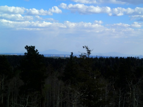 Grand Canyon from the Fire Lookout