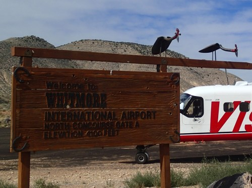 Whitmore International Airport