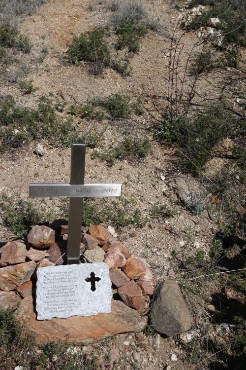 Memorial to Molly