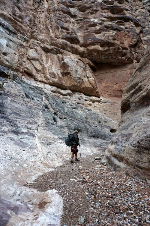 75-Mile Canyon Narrows