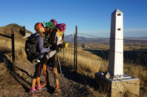 Completed- the first known Yo-yo of the Arizona National Scenic Trail!