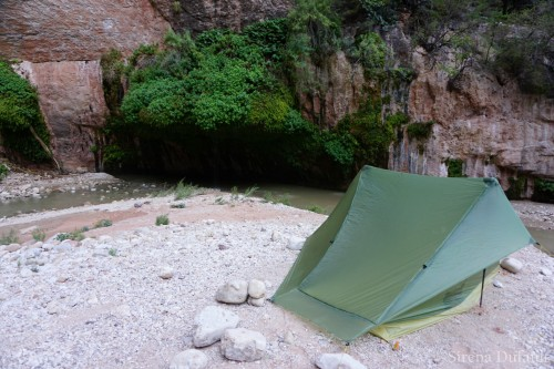 Tent is The One by Gossamer Gear