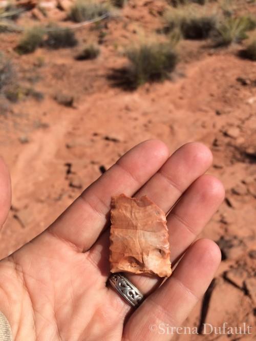 Archaic blade fragment