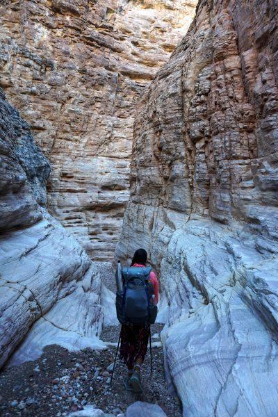 Narrows of 75-mile Creek, Escalante Route