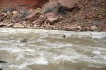 Kayakers in Hance Rapid