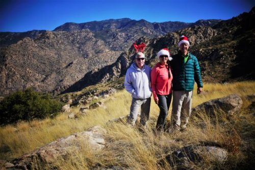 Buster Mountain Holiday Hike