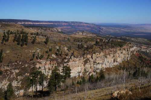 Edge of the Kaibab Plateau