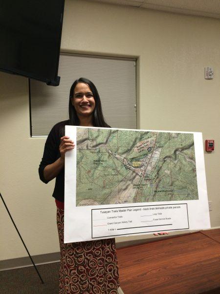 Tusayan Trails Master Plan