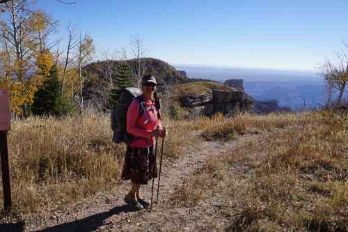 Saddle Mountain Trailhead