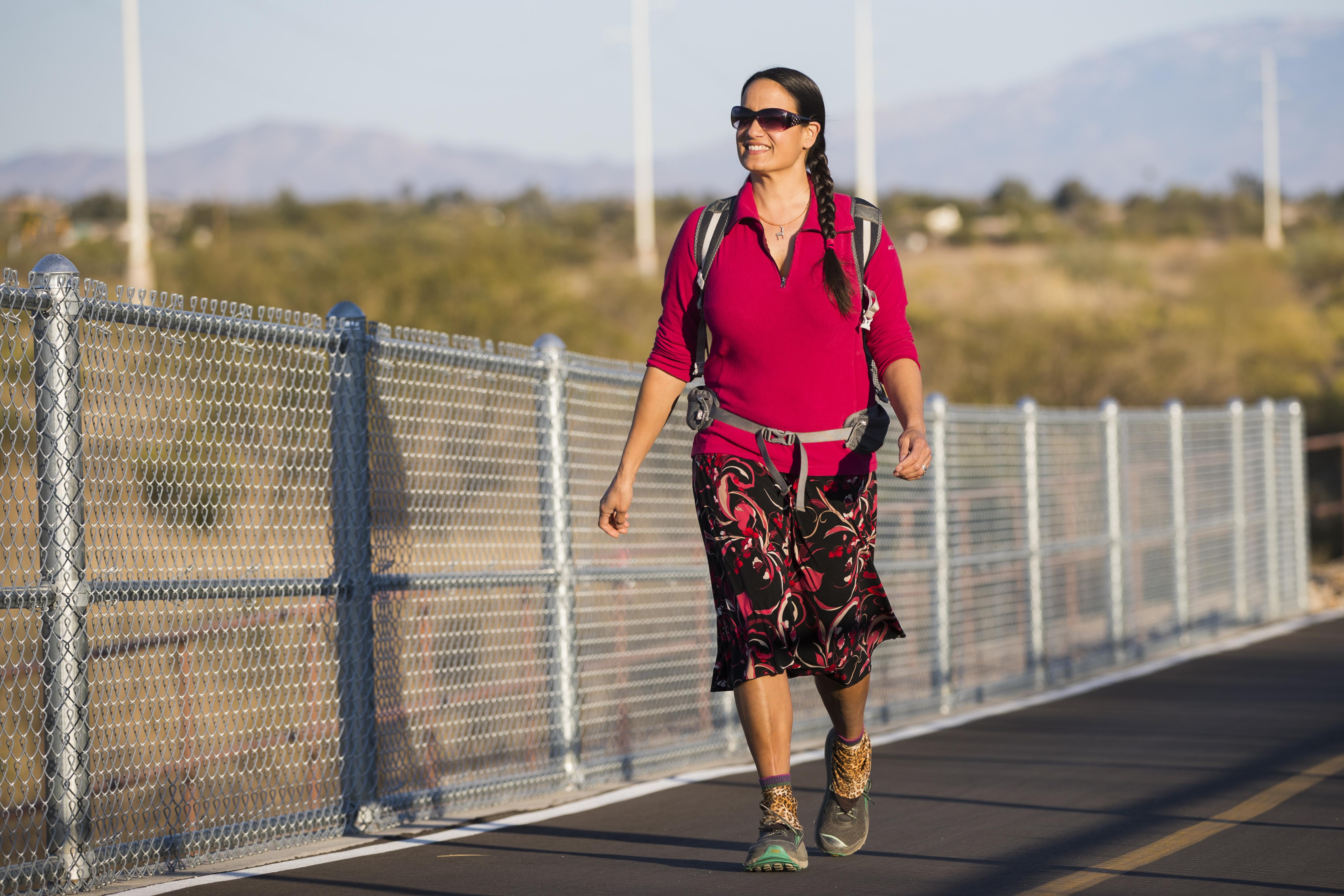 Sirena Dufault Hike The Loop