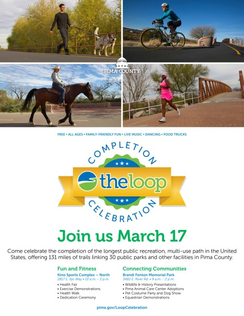 The Loop Completion Celebration
