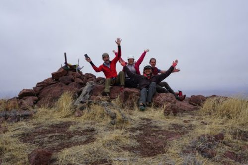 Baboquivari Peak Summit