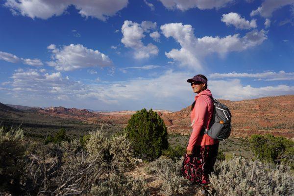 Arizona Trail near the Utah Border