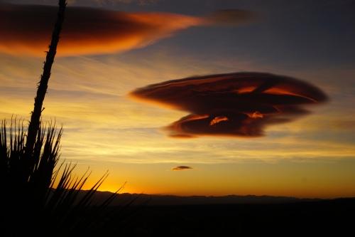 High Jinks Ranch Lenticular Sunrise