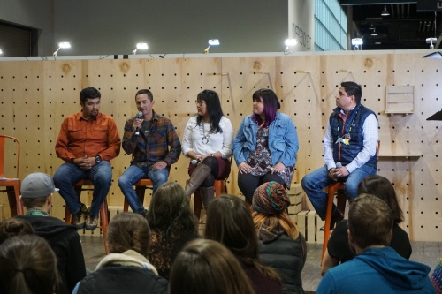Indigenous Connections Panel - Outdoor Retailer