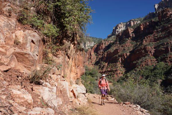 Sirena North Kaibab Trail Grand Canyon