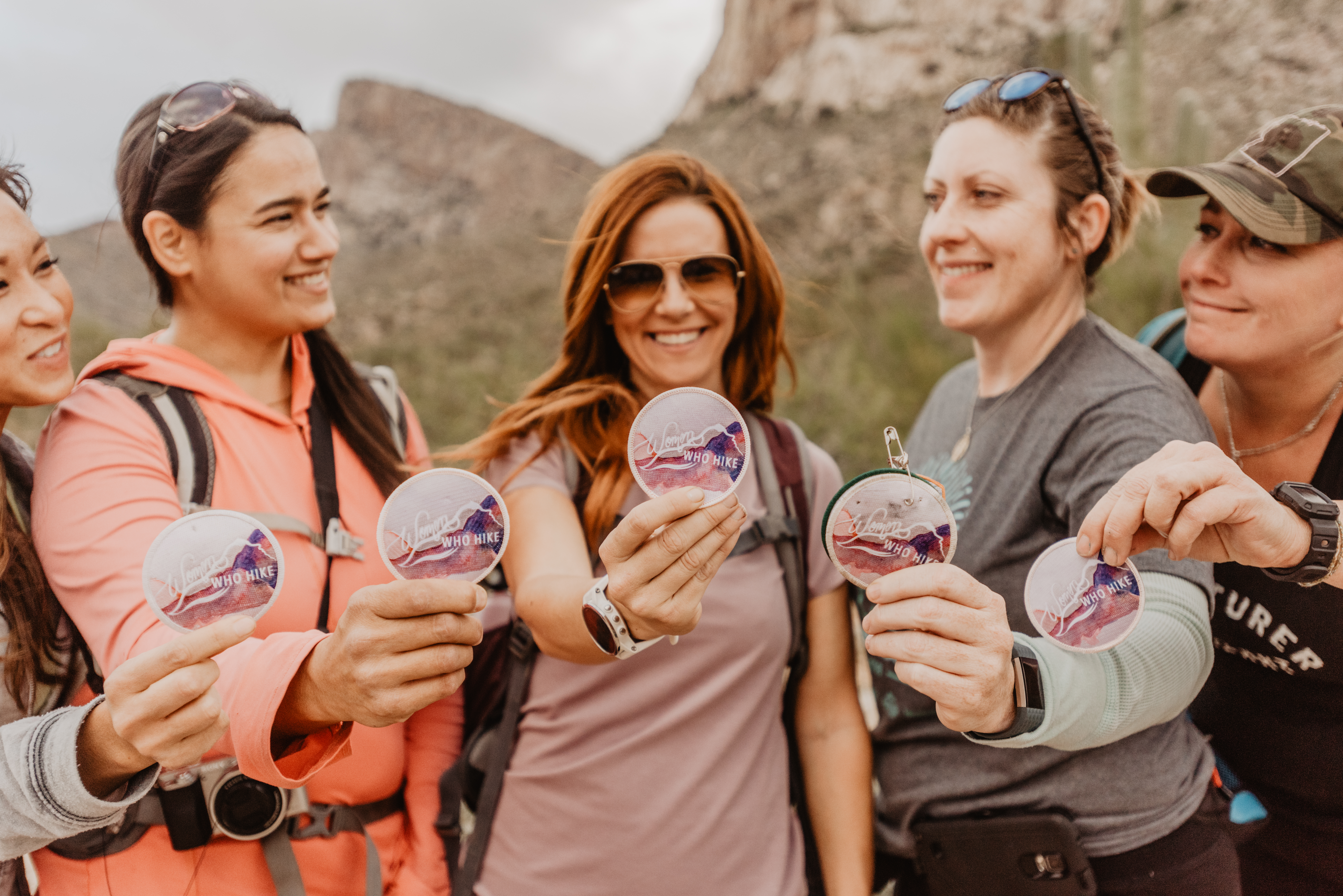 Women Who Hike - Traci Edwards Photo