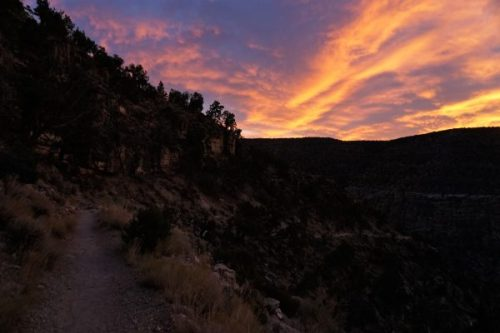 Hermit Trail Sunset
